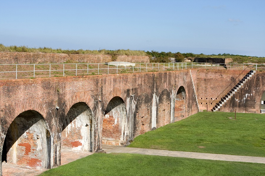 Things to Do During Your Fort Morgan Vacation | Head to Fort Morgan Historic Site