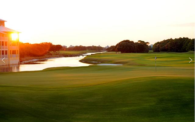 Kiva Dunes Golf Course in Gulf Shores AL